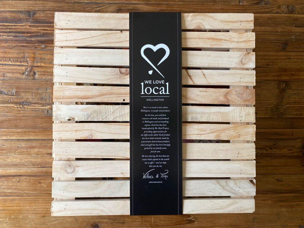 Wellington Gift Box