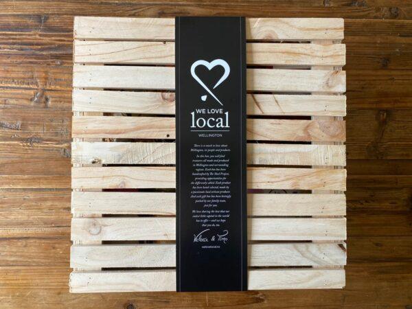 We Love Local Wellington Gift Box