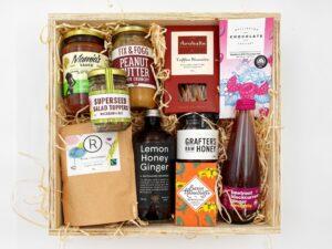 Wellington Treats Box Gift Basket Large
