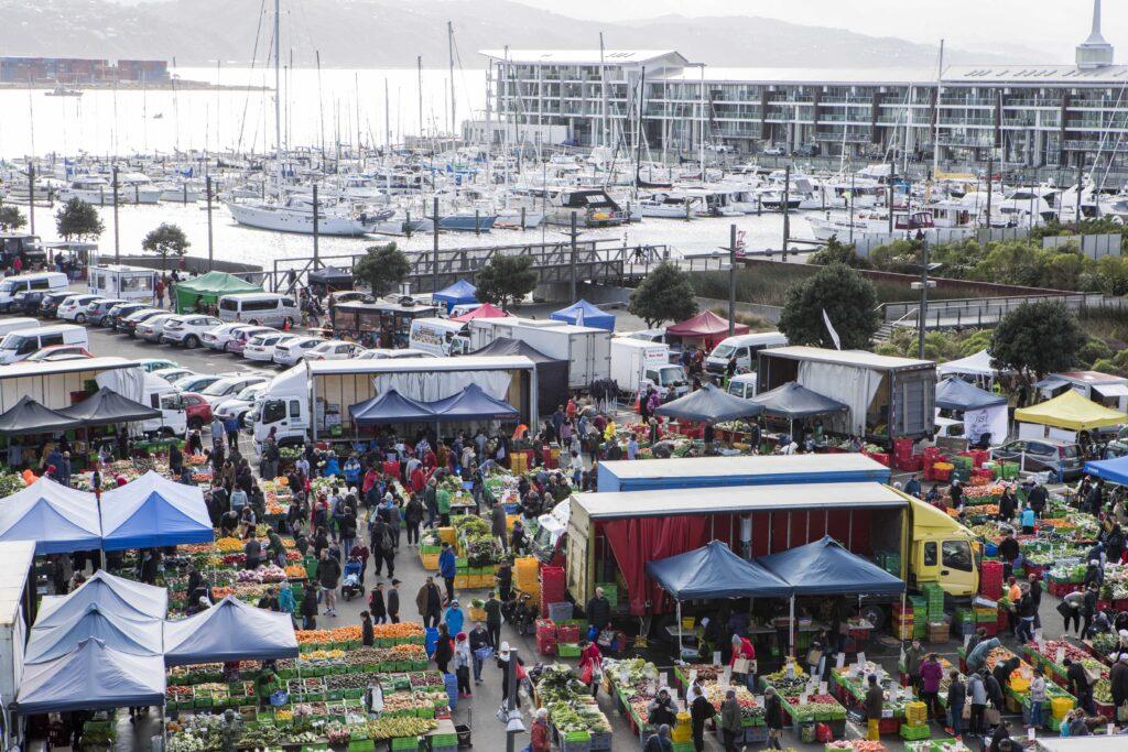 Wellington artisan producers