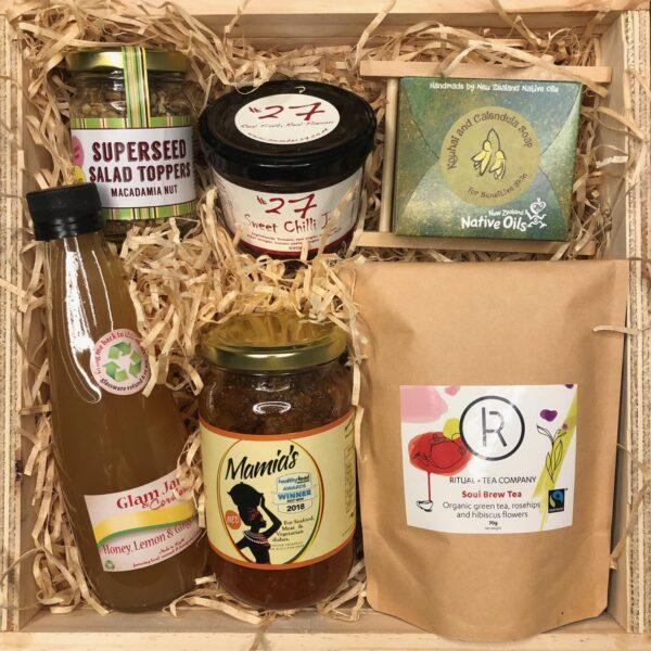 Gluten-free Wellington gift box