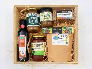 Wellington Gluten Free Box Gift Basket
