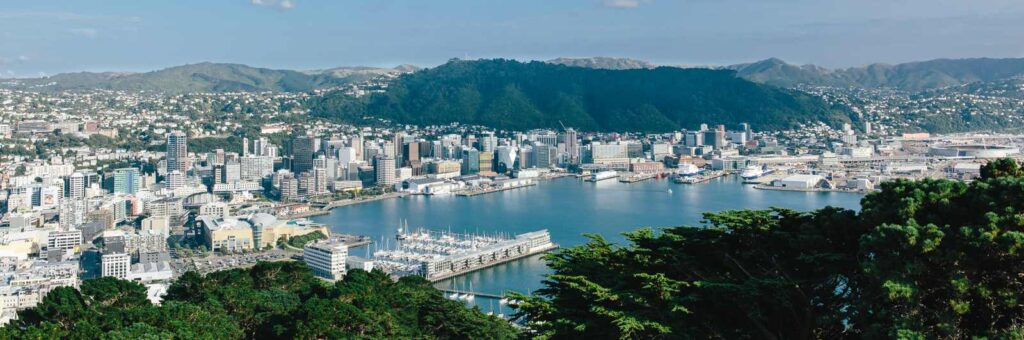 Wellington gift boxes: From the capital to you