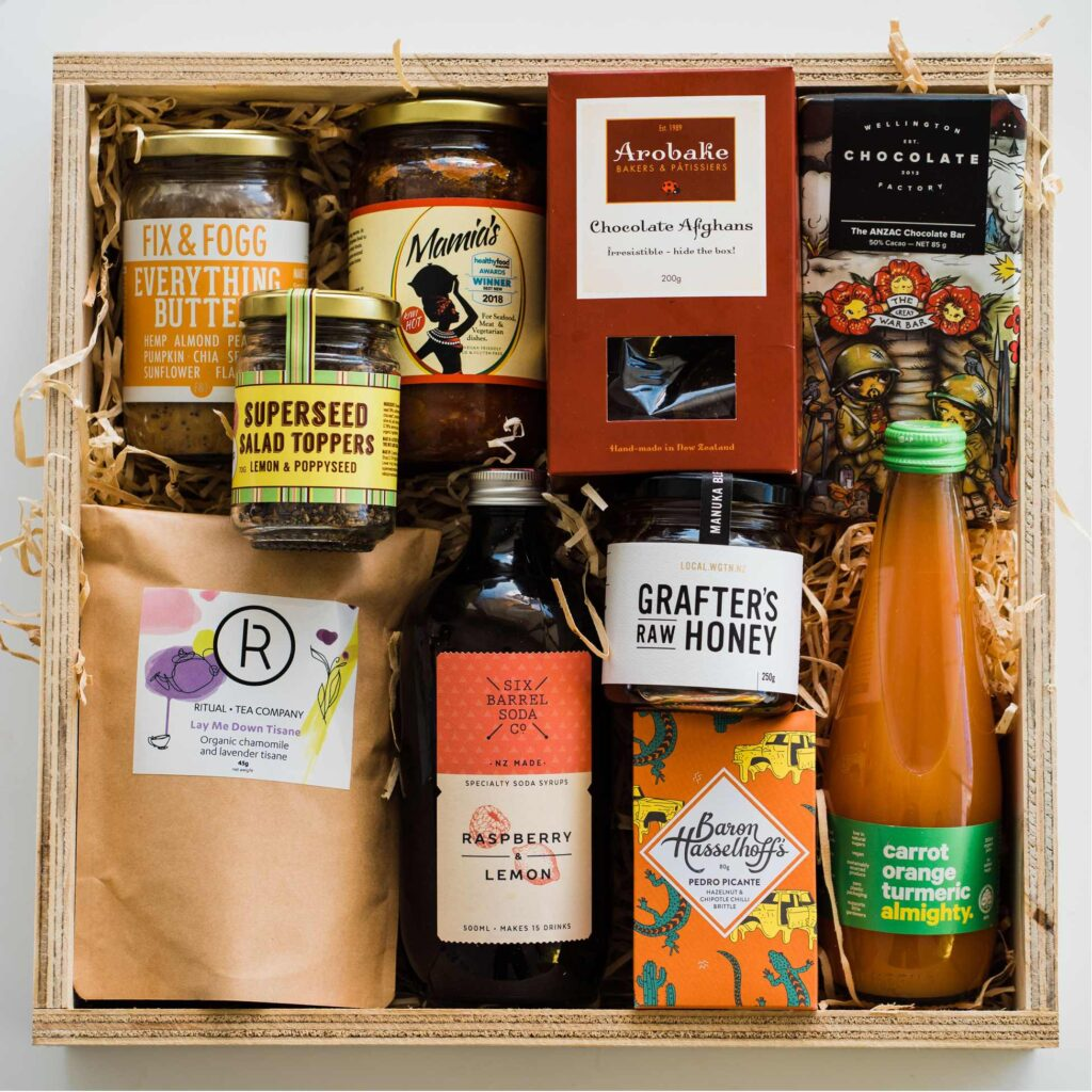 Wellington Treats Gift Box