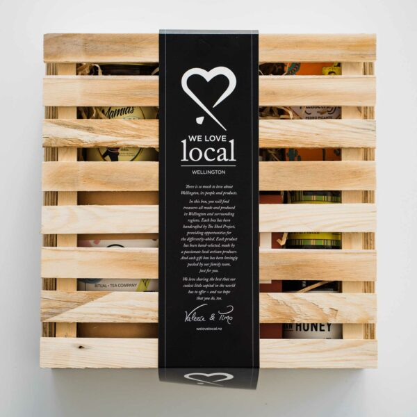 We Love Local Gift Box Closed