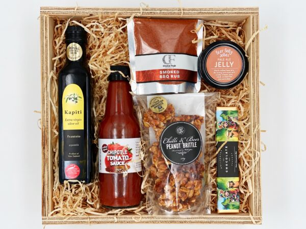 Father's Day BBQ Gift Box