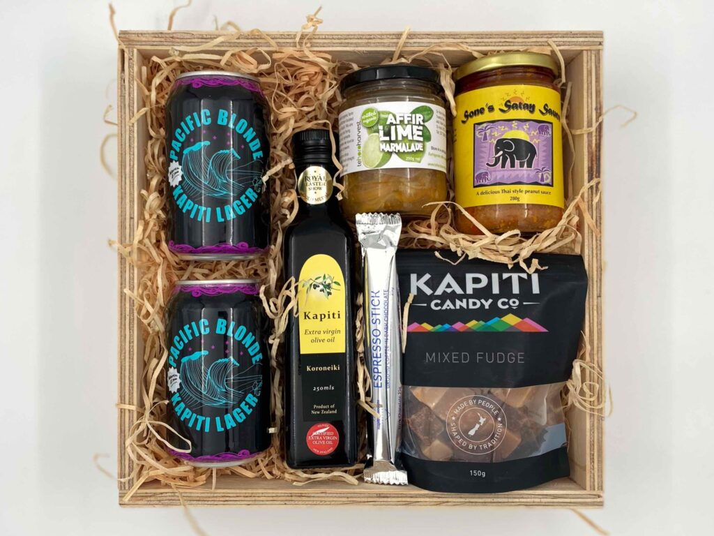 Kapiti Gift box with beer
