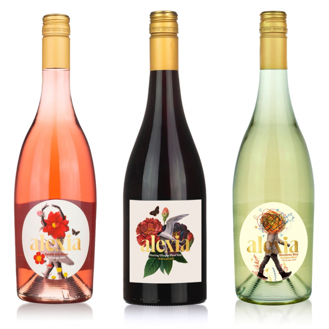 Vegan Wine in our gift baskets